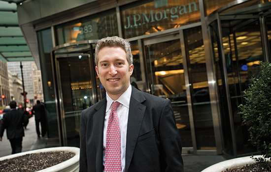 RIT roots strong and growing at JPMorgan Chase | Rochester